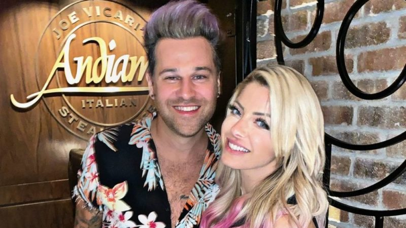Alexa Bliss with Ryan Cabrera