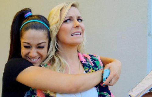 Renee Paquette reveals how Bayley accidentally found out about her pregnancy