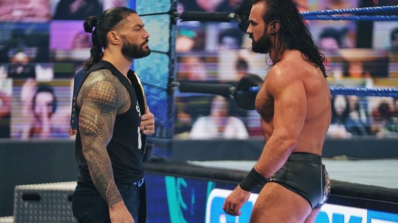 Optimized-Roman Reigns and Drew McIntyre