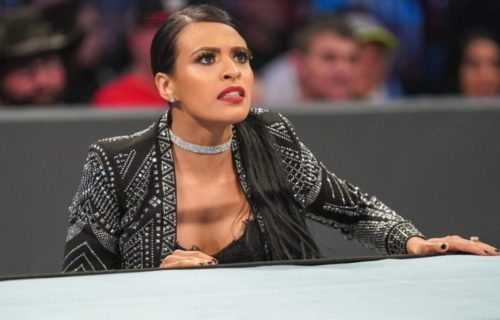Possible reason why Zelina Vega was unable to talk to Vince McMahon following WWE exit