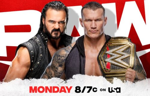 WWE Raw results November 16, 2020: Changing the Landscape