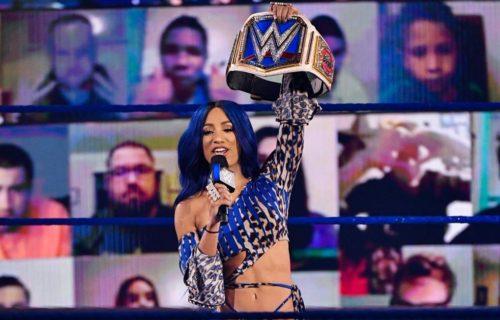 Sasha Banks knows she's better than Roman Reigns