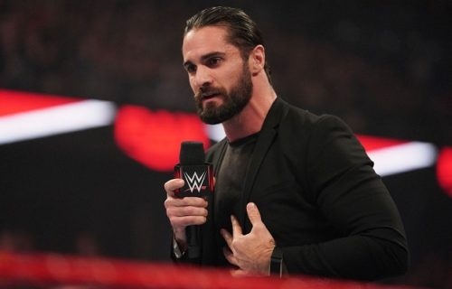 Seth Rollins' return to WWE SmackDown is apparently postponed