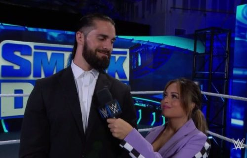 Seth Rollins 'Furious' At Smackdown Botch