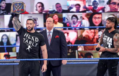 Backstage news on SmackDown matches being announced very late