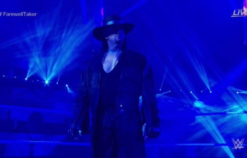 The Undertaker finally Rests in Peace at Survivor Series