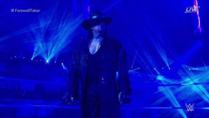 The Undertaker Survivor Series