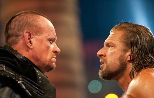 Triple H on if Undertaker should stay retired after his Final Farewell