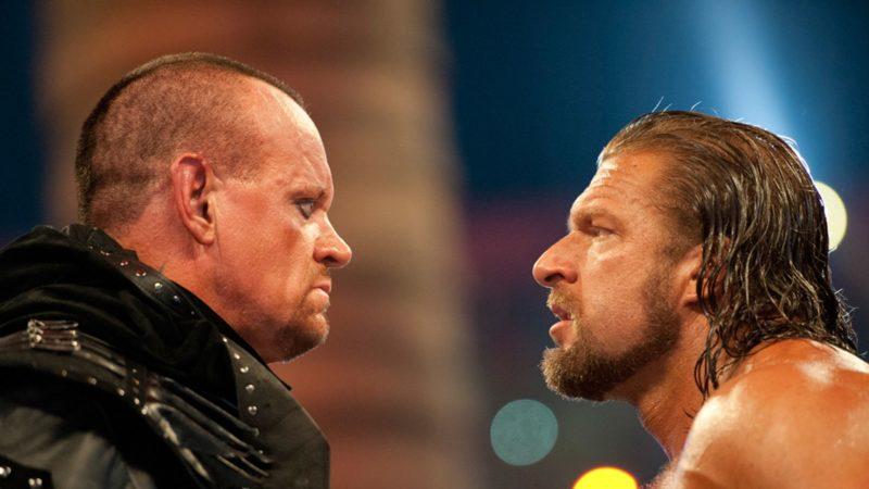 Triple-H-Undertaker