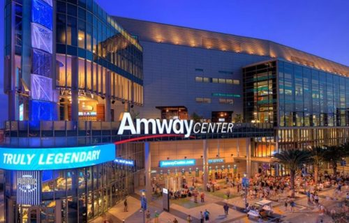 WWE gets an extension on ThunderDome setup by Amway Center