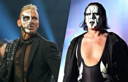 Darby Allin talks being compared to Sting