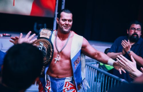 Davey Boy Smith Jr. becomes free agent after leaving MLW