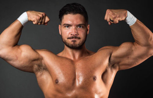 Ethan Page reportedly had talks with top promotions