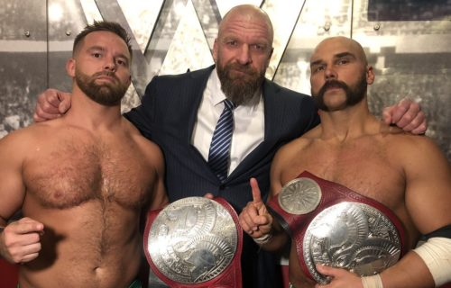 Triple H seemingly 'tried hard' to make FTR return to NXT