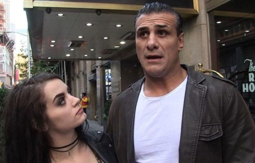 Alberto Del Rio says he did not abuse Paige in relationship - will take legal action