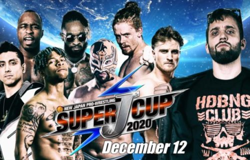 Former WWE and IMPACT stars announced for Super J Cup 2020