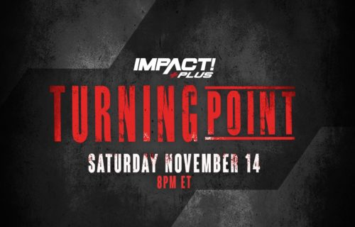 IMPACT announces IMPACT+ exclusive event in November