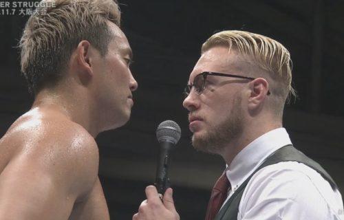 Kazuchika Okada vs Will Ospreay announced for Wrestle Kingdom 15