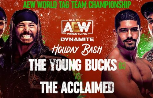AEW Dynamite results December 23: Holiday Bash special