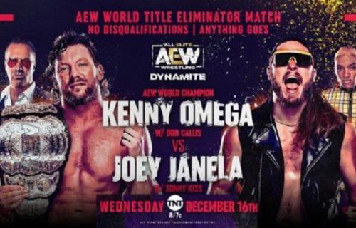 AEW Dynamite results December 16: Omega-Janela, Inner Circle & more
