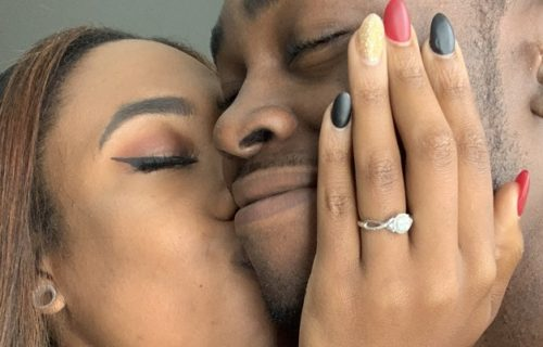 Leon Ruff shares family's reaction to engagement to Aja Smith