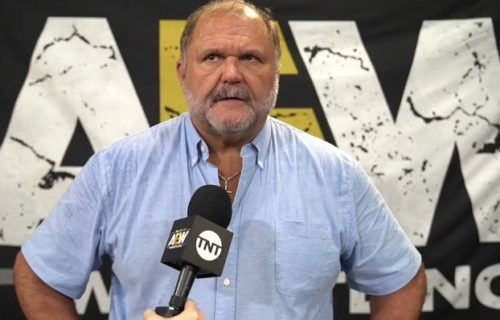 Arn Anderson claims no individual performer can carry wrestling company