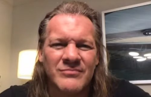 Chris Jericho says he tested positive for COVID-19 last year