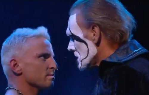 Darby Allin reveals what advice Sting gave him