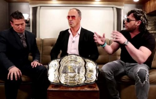Kenny Omega reveals his intentions in interview on IMPACT Wrestling