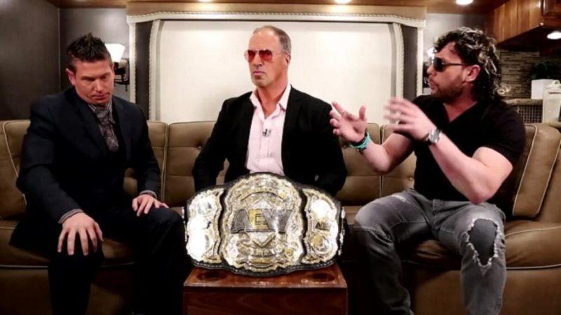 Kenny Omega on IMPACT Wrestling