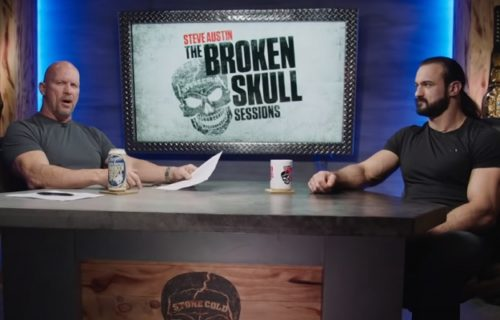 Broken Skull Sessions extra: McIntyre, Austin debate cats vs. dogs (Video)