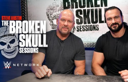 Drew McIntyre on Broken Skull Sessions, WWE Icons first look on Sunday