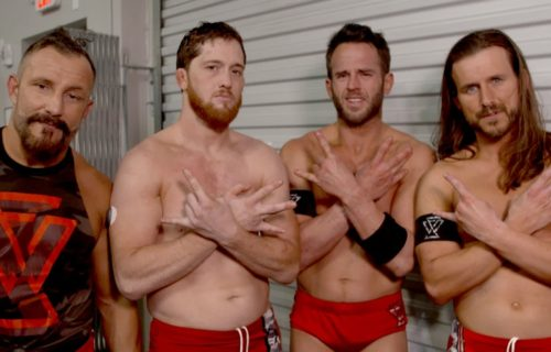 Adam Cole, Undisputed ERA react to win over Team McAfee at WarGames