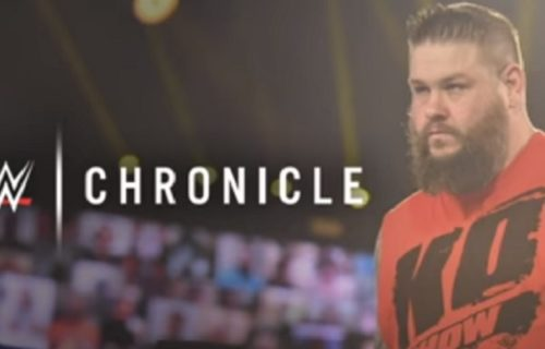 First look at new WWE Chronicle: Kevin Owens documentary (Video)