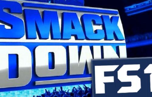 WWE Smackdown on FS1 garners impressive ratings