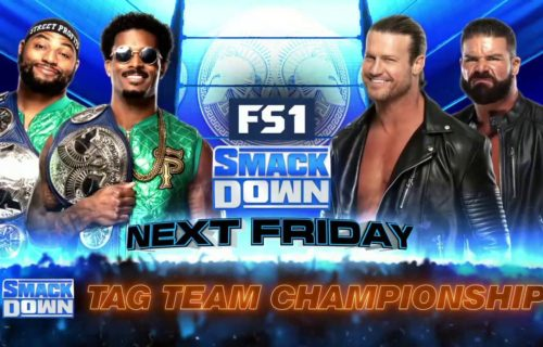 Two big matches set for final SmackDown before WWE TLC PPV on 12/18