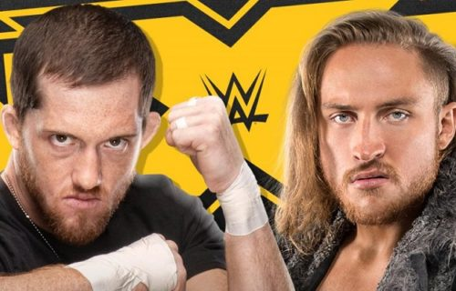 Number one contender bout set for 12/16 episode of WWE NXT