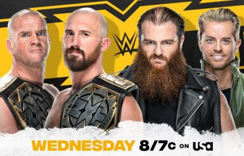 Tag-team title street fight announced for WWE NXT on Dec. 23