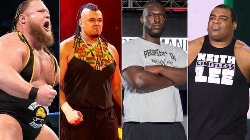 Vince McMahon sends Keith Lee, Otis, and others back to Performance Center