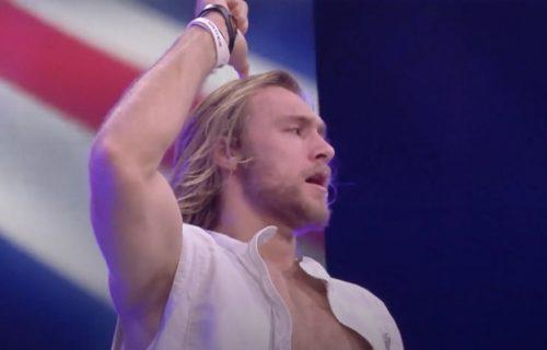 When Ben Carter will make WWE NXT UK debut