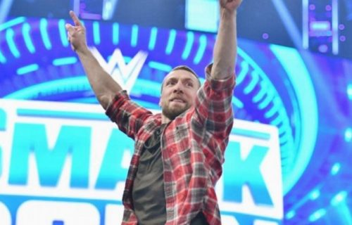 Daniel Bryan actively pushing for NXT talents to be called up to WWE Smackdown