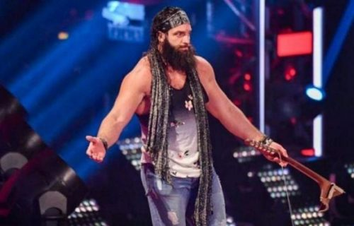 "Elias reveals inspiration for ""Amen"", struggles in NXT"