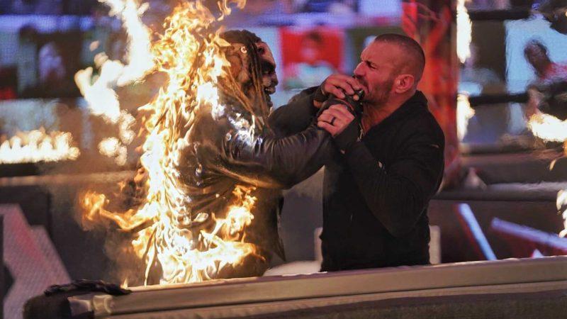 Firefly Inferno Randy Orton The Fiend