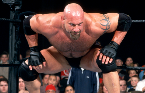 Goldberg reveals the brains behind undefeated streak in WCW