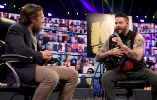 Kevin Owens pitched several tag team combinations to Vince McMahon