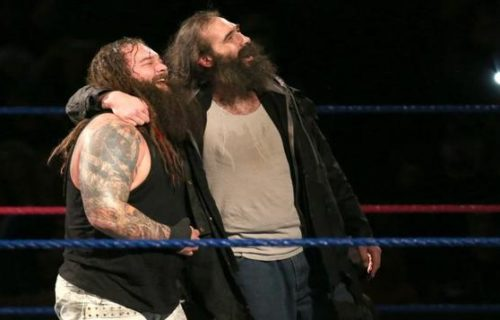 Bray Wyatt pays touching tribute to Brodie Lee