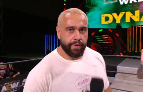 Miro Calls Former WWE Diva 'Hot' On AEW