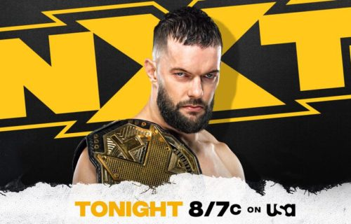 WWE NXT Reportedly Leaving Wednesday Nights