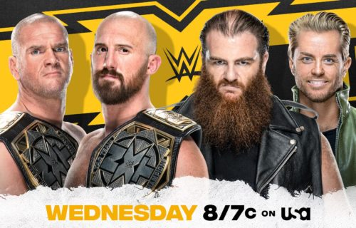 WWE NXT results December 23, 2020: Tag Challenge