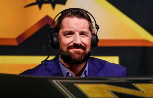 Wade Barrett states he is happy with the current NXT role